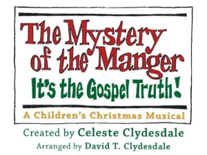 Mystery of the Manger