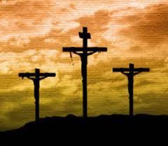good friday crosses