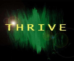 Thrive graphic